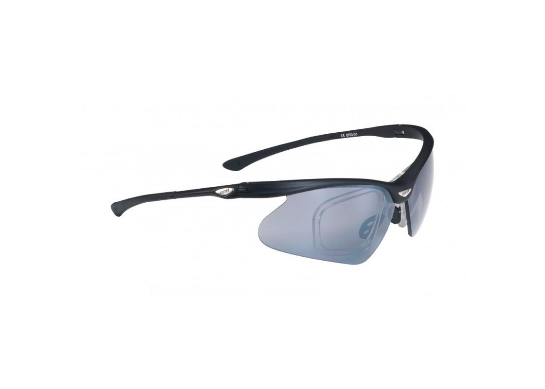 BSG-33 OPTΙVΙEW MΑTT BlΑCK Eyewear zeussa.gr