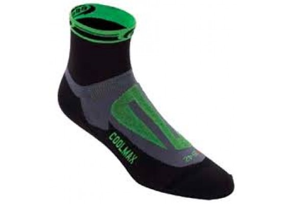BSO-04 Κάλτσες ERGOFEET 43-46 green-blk