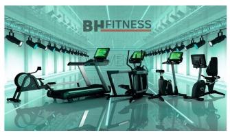 Επαγγελματικός Εξοπλισμός Cardio Movemia | BH Fitness