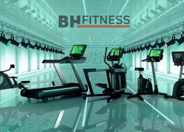 Movemia Cardio Series   BH Fitness