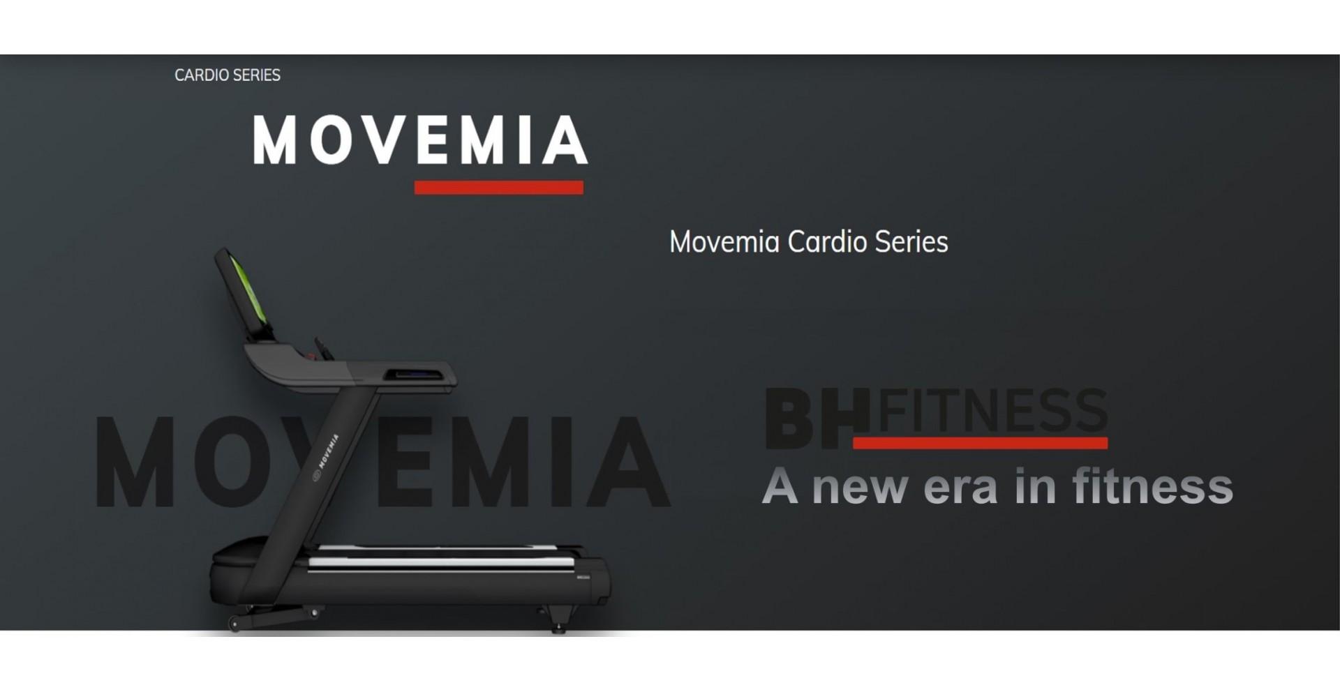 Movemia Cardio Series-BH Fitness