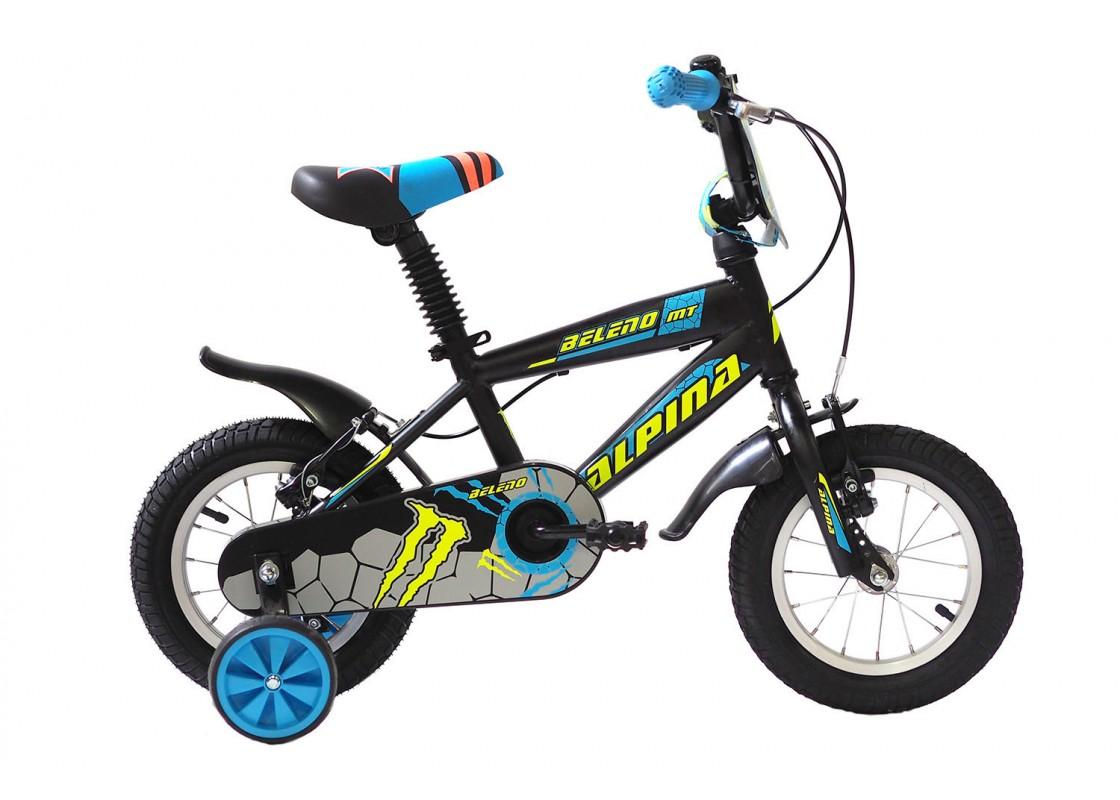 Alpina Beleno VB 12 Μαύρο Ποδήλατα zeussa.gr