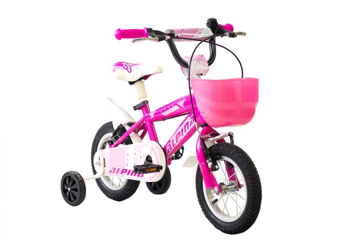 Alpina Beleno VB 12 Ροζ Ποδήλατα zeussa.gr