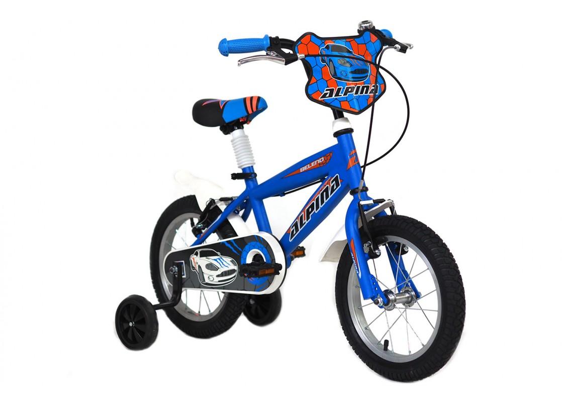 Alpina Beleno VB 14 Μπλε Ποδήλατα zeussa.gr