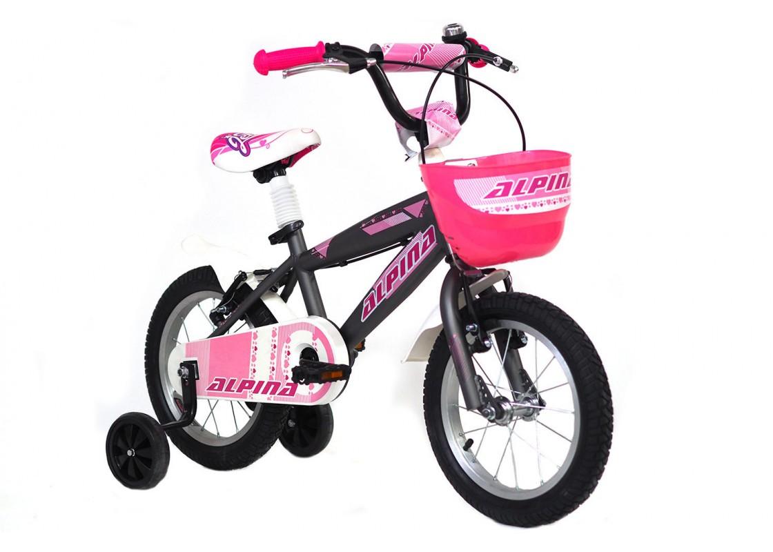 Alpina Beleno VB 16 Ανθρακί Ποδήλατα zeussa.gr