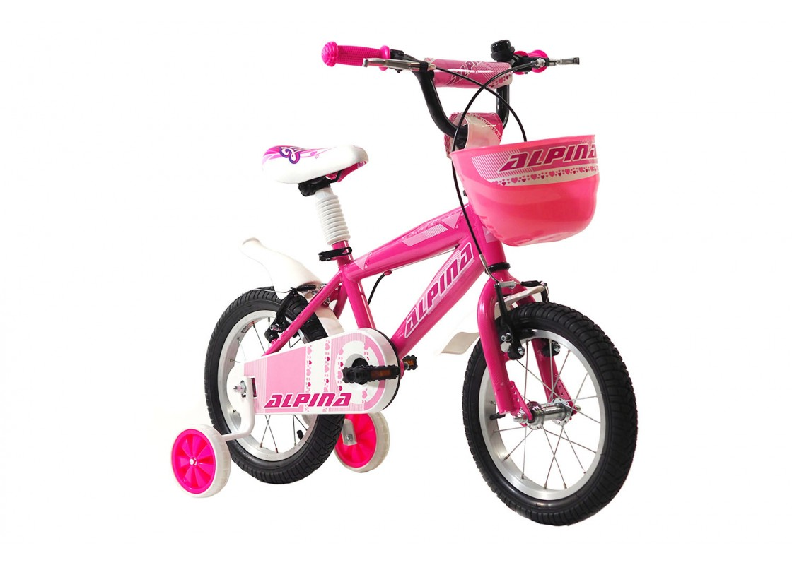 Alpina Beleno VB 14 Ροζ Ποδήλατα zeussa.gr
