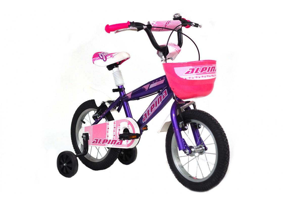 Alpina Beleno VB 14 Μωβ Ποδήλατα zeussa.gr
