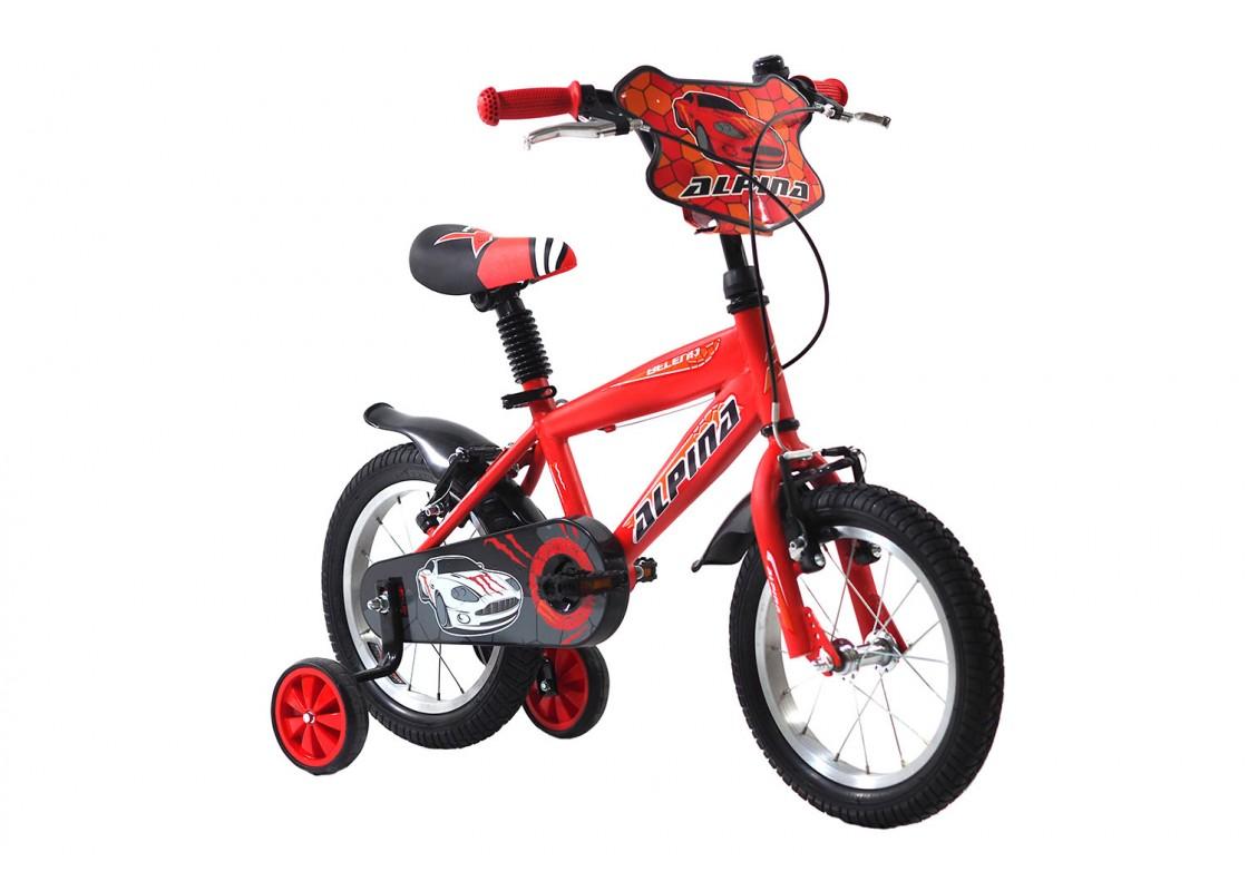 Alpina Beleno VB 14 Κόκκινο Ποδήλατα zeussa.gr