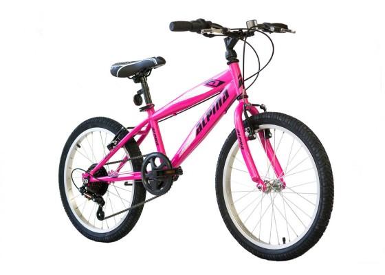 Alpina Alpha MTB 20x11 Pink