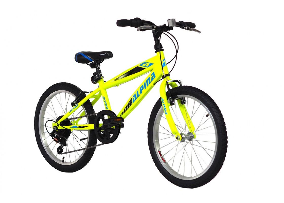 Alpina Alpha MTB 20x11 Lime Ποδήλατα zeussa.gr