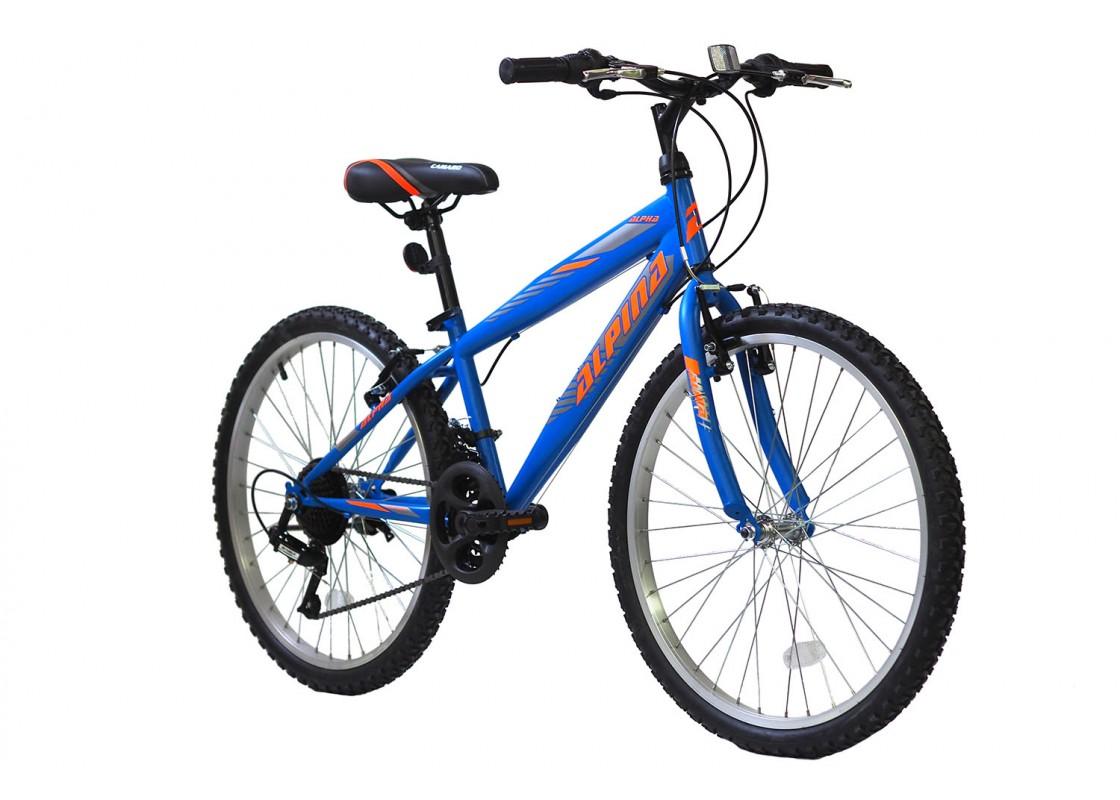 Alpina Alpha MTB 24x12 Blue Ποδήλατα zeussa.gr