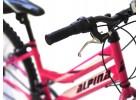 Alpina Alpha MTB 26x14.5 Ροζ Ποδήλατα zeussa.gr