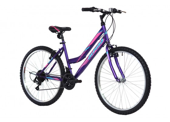 Alpina Alpha MTB 24x12 Purple