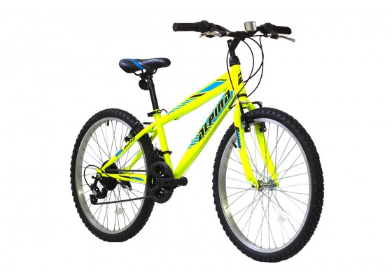 Alpina Alpha MTB 24x12 Lime
