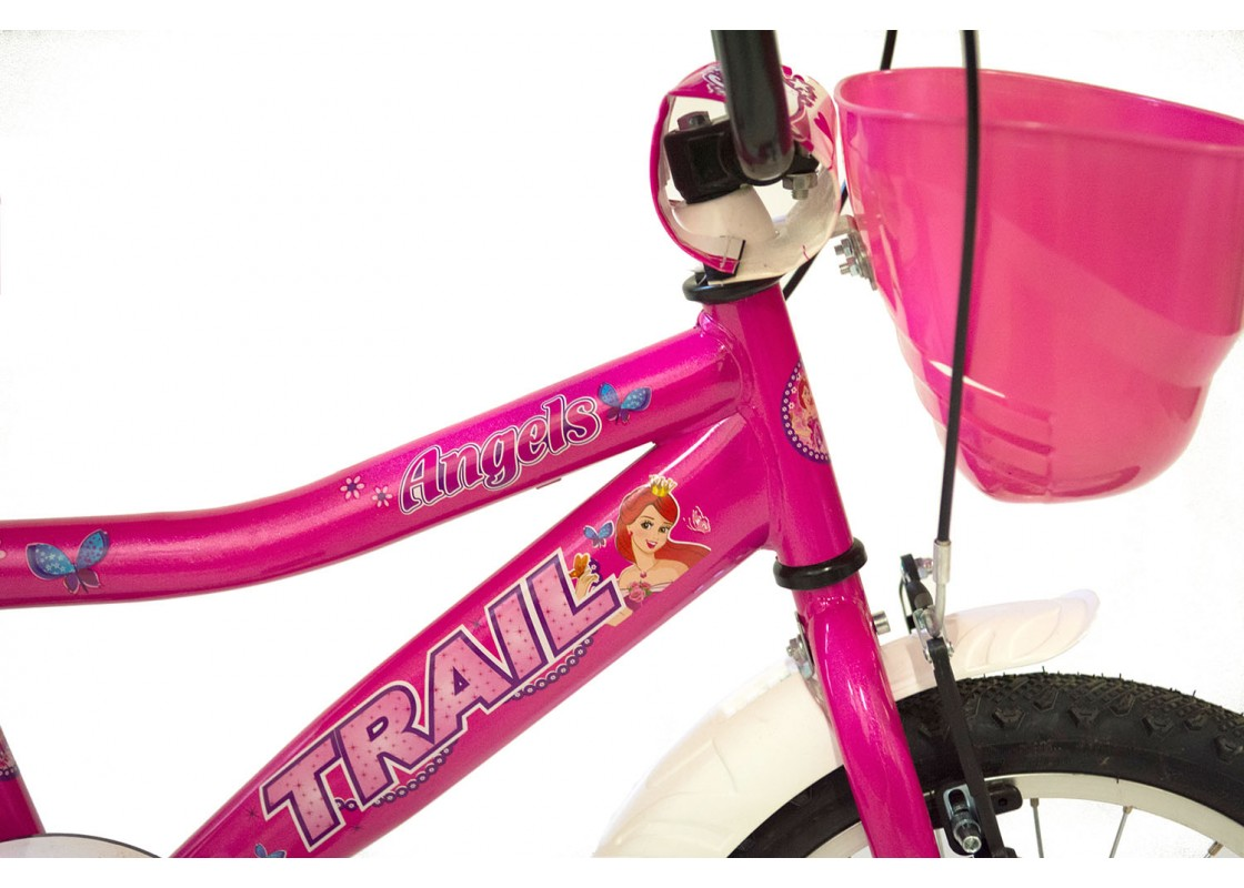Trail Angel VB 18 Ροζ Ποδήλατα zeussa.gr