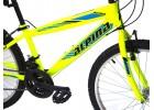 Alpina Alpha MTB 24x12 Lime Bikes zeussa.gr