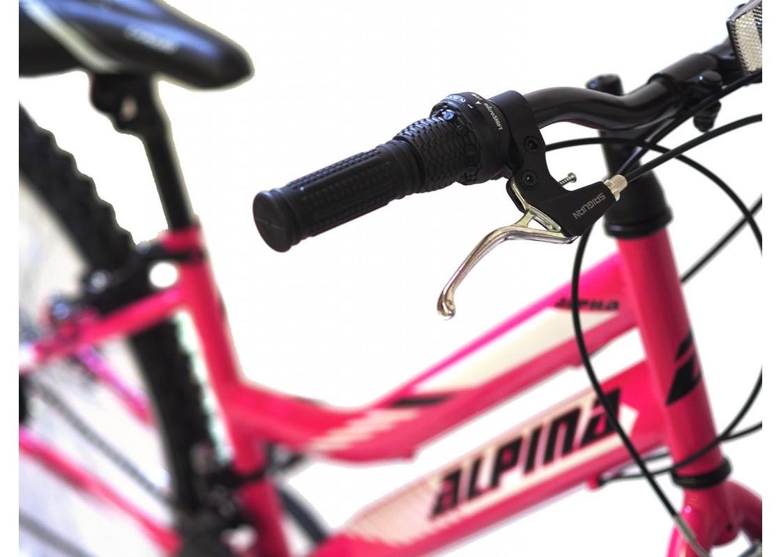 Alpina Alpha MTB 24x12 Pink Bikes zeussa.gr