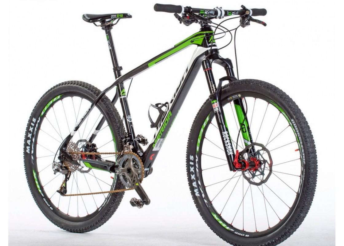 BIG 7 CF TEAM 27.5X18.5 CARBON/WH/LA'14 Ποδήλατα zeussa.gr