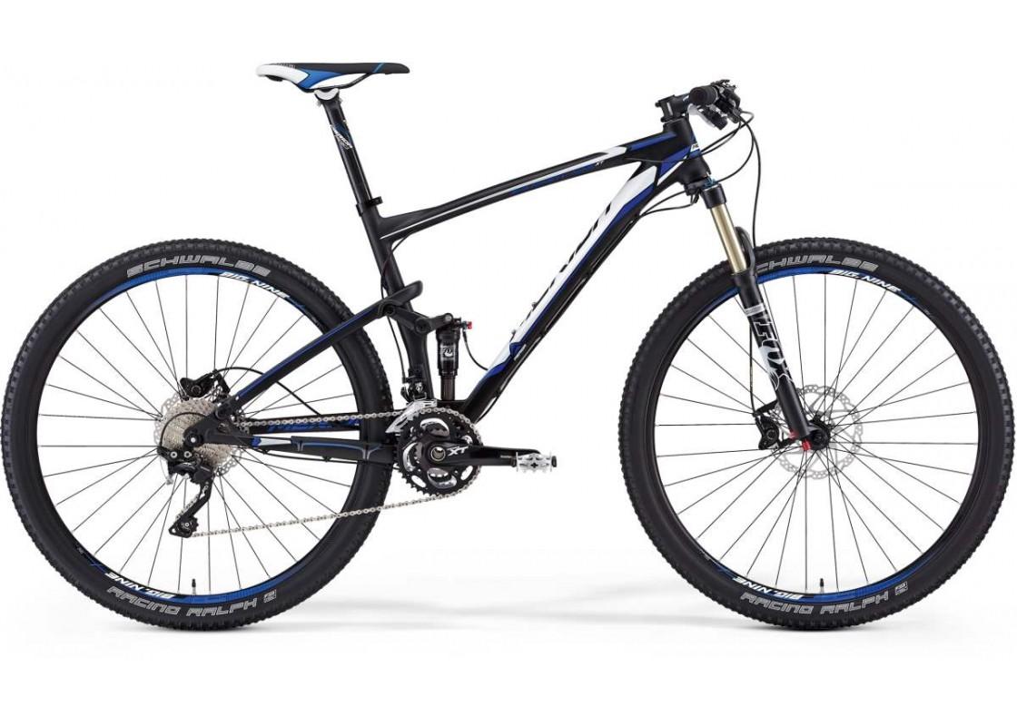 BIG NINETY NINE CF XT 29X17CARB(WH/BLU Ποδήλατα zeussa.gr