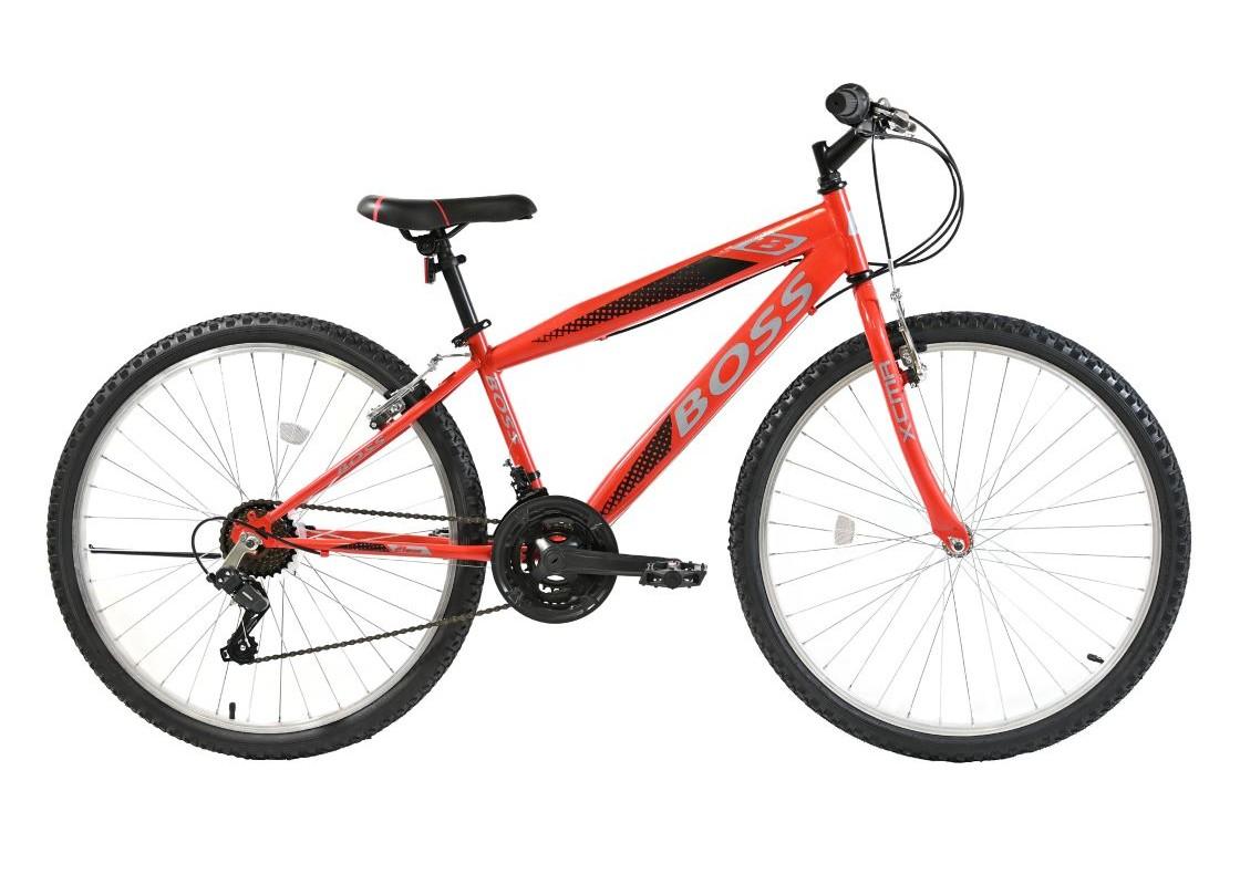 "Boss S MTB 26"" Κόκκινο Ποδήλατα zeussa.gr"