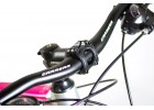 Carrera M4 2000 VB MTB 24x12 Ασημί-Ροζ 2020 Ποδήλατα zeussa.gr