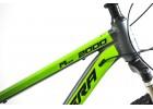 Carrera M6 2000 VB MTB 26x14 Γκρι-Πράσινο 2020