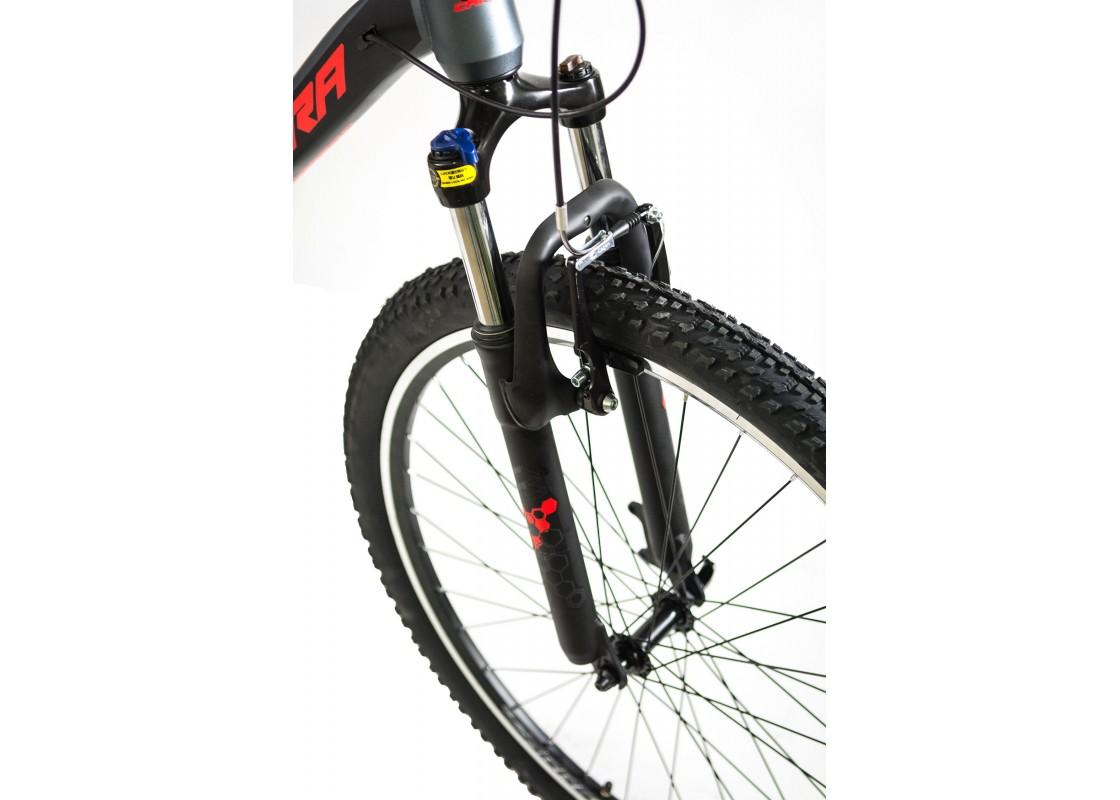Ποδηλατα Βουνου - Ποδηλατα - Carrera M7 2000 VB MTB 27.5x15 Γκρι-Κόκκινο 2020 Ποδήλατα zeussa.gr
