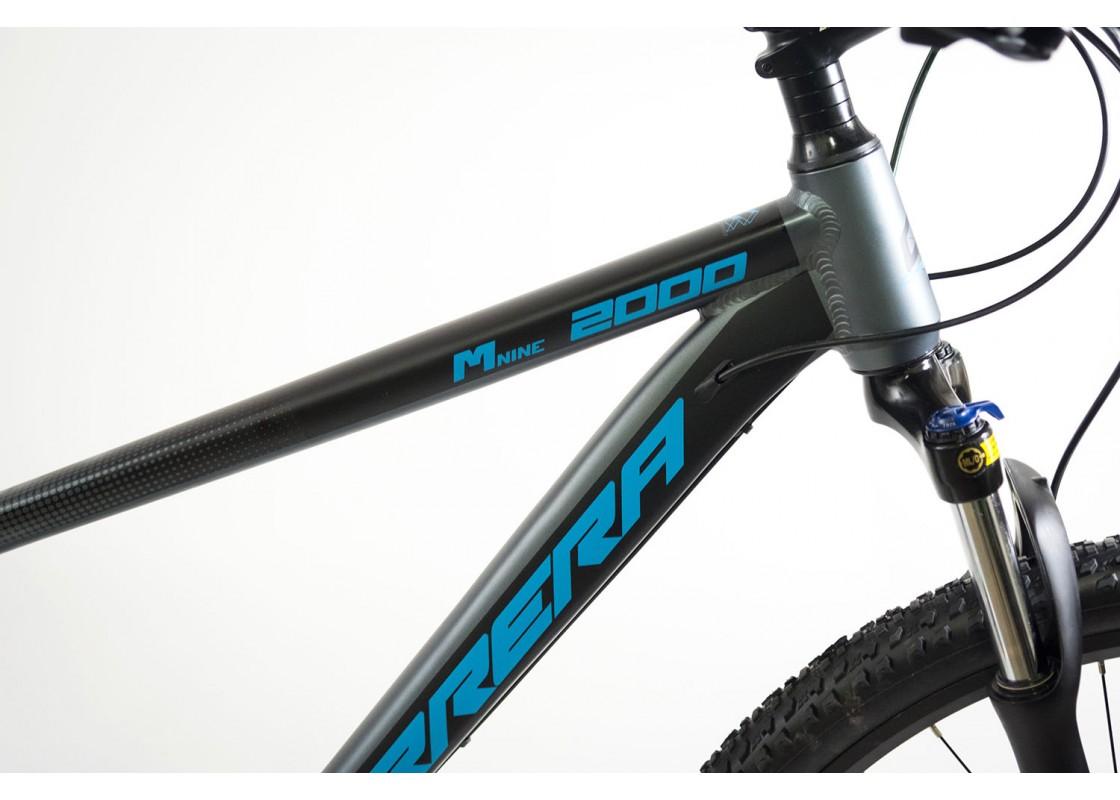 Carrera M9 2000 HD MTB 29x19 Γκρι-Μπλε 2020