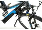 Carrera M9 3000 HD MTB 29x17 Γκρι-Μπλε 2020