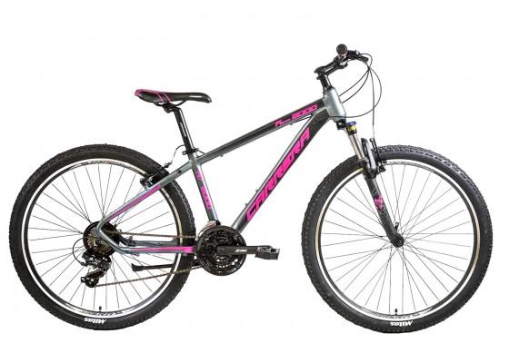 Carrera M7 2000 VB MTB 27.5x15 Anthracite-Pink 2021