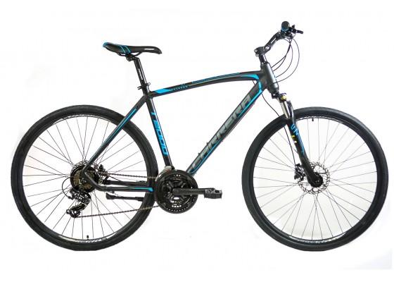 Carrera T 2000 HD TRK 700x48 Black-Blue 2021