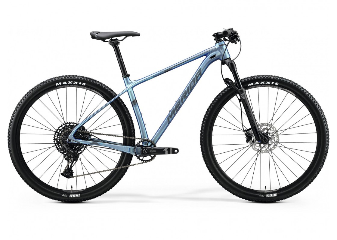 Ποδηλατα Βουνου - Ποδηλατα - Merida Big Nine Limited AL 29x19 Μαύρο (Ασημί) 2020 Ποδήλατα zeussa.gr