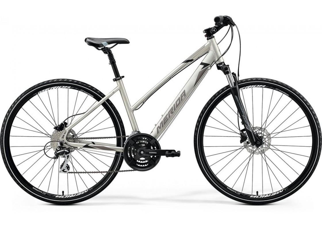 Ποδηλατα Δρομου Χωμα - Ποδηλατα - Merida Crossway 20D 700x42L Τιτάνιο (Μάυρο-Γκρι) 2020 Ποδήλατα zeussa.gr