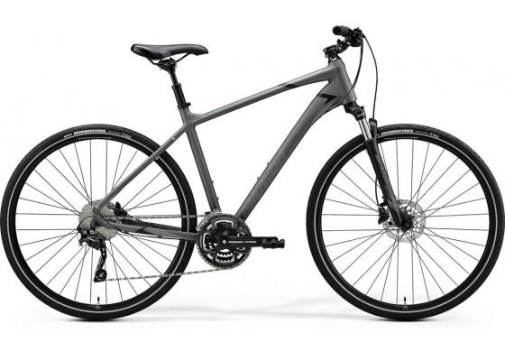 Merida Crossway 300 700x55 Γκρι Ματ (Μαύρο) 2020