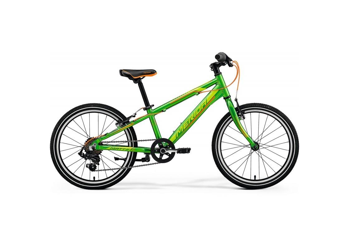 Merida Matts Race J20  20x10 Πράσινο Πορτοκαλί  2019 Ποδήλατα zeussa.gr