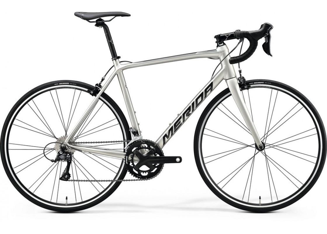 Ποδηλατα Δρομου - Ποδηλατα - Merida Scultura 200 700x59 Τιτάνιο (Μαύρο) 2020 Ποδήλατα zeussa.gr
