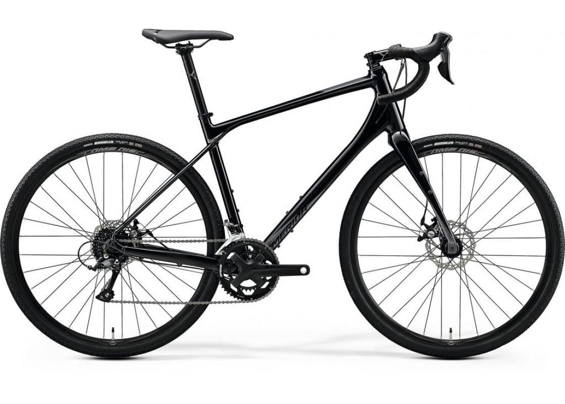 Ποδηλατα Δρομου - Ποδηλατα - Merida Silex 200 700x53 Μαύρο (Ανθρακί) 2020 Ποδήλατα zeussa.gr