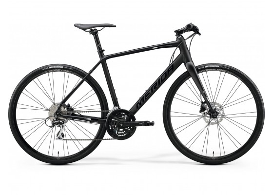 Merida Speeder 100  700x50  Μαύρο (Ασημί)  2020