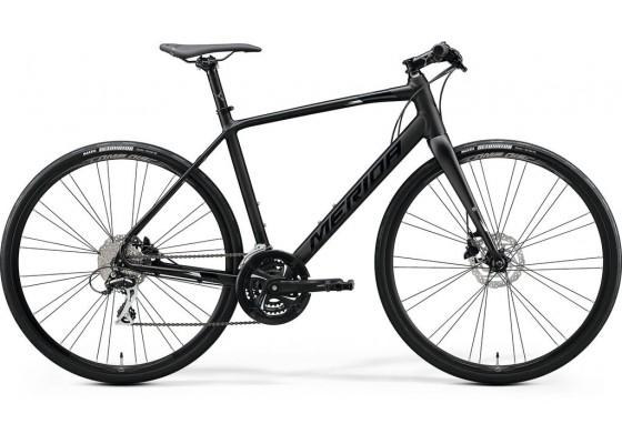 Merida Speeder 100  700x52  Μαύρο (Ασημί)  2020
