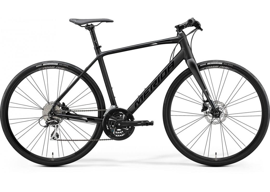 Ποδηλατα Δρομου Χωμα - Ποδηλατα - Merida Speeder 100 700x56 Μαύρο-Μαύρο-Ασημί 2020 Ποδήλατα zeussa.gr