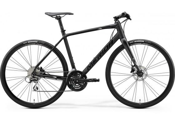 Merida Speeder 100 700x56 Μαύρο-Μαύρο-Ασημί 2020