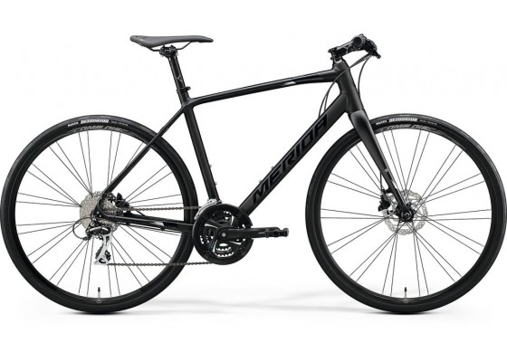 Merida Speeder 100  700x59  Μαύρο (Ασημί)  2020