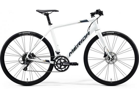 Merida Speeder 200  700x59  Ασπρο (Ασημί-Χρυσό) 2020