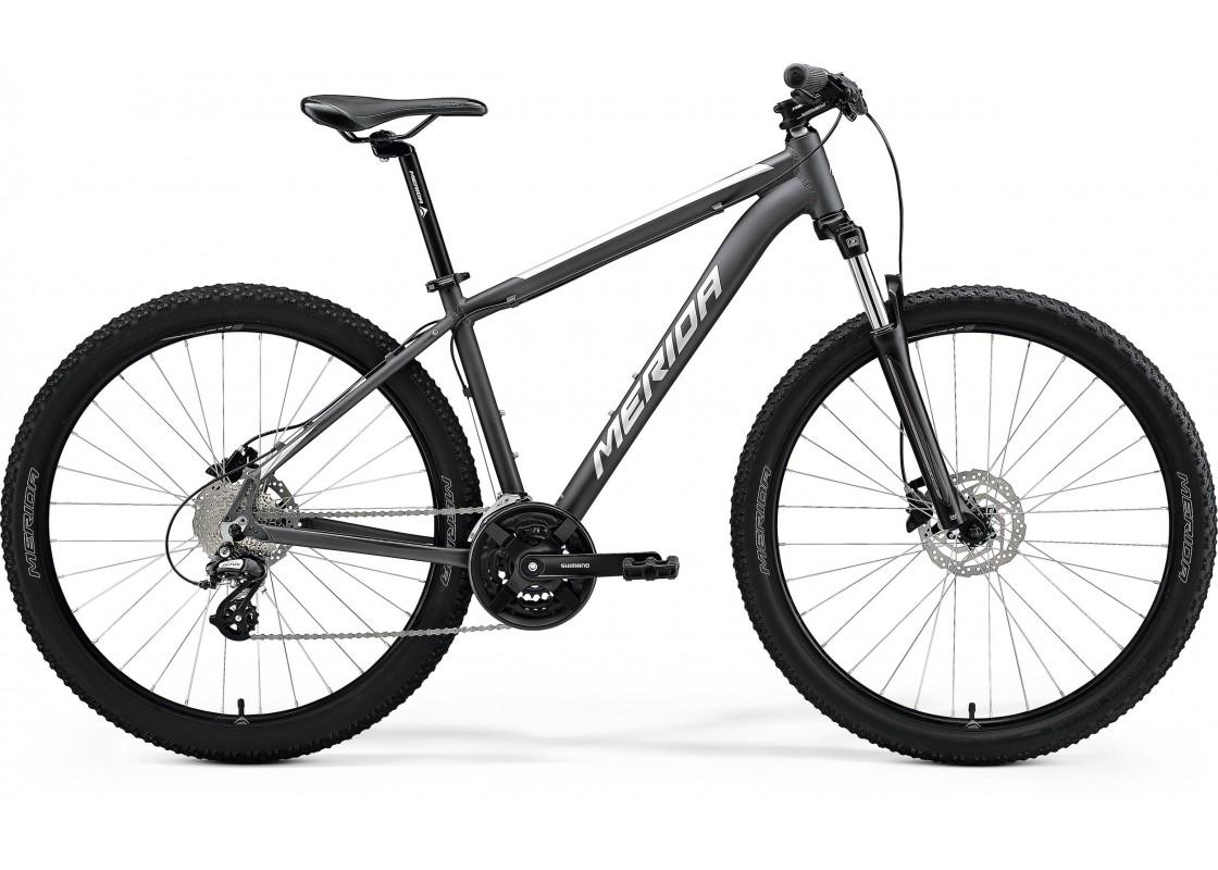 BIG 7 15 27.5X13.5XS M.ANTHRACITE-SLV Bikes zeussa.gr