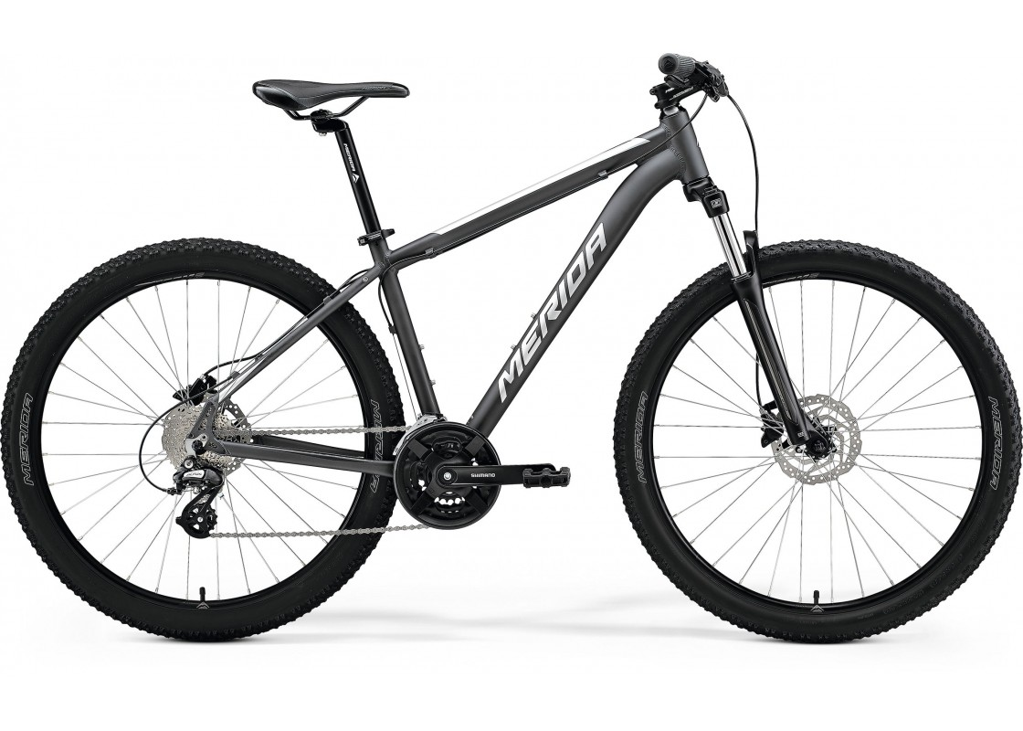 BIG 7 15 27.5X18.5L M.ANTHRACITE-SLV Bikes zeussa.gr