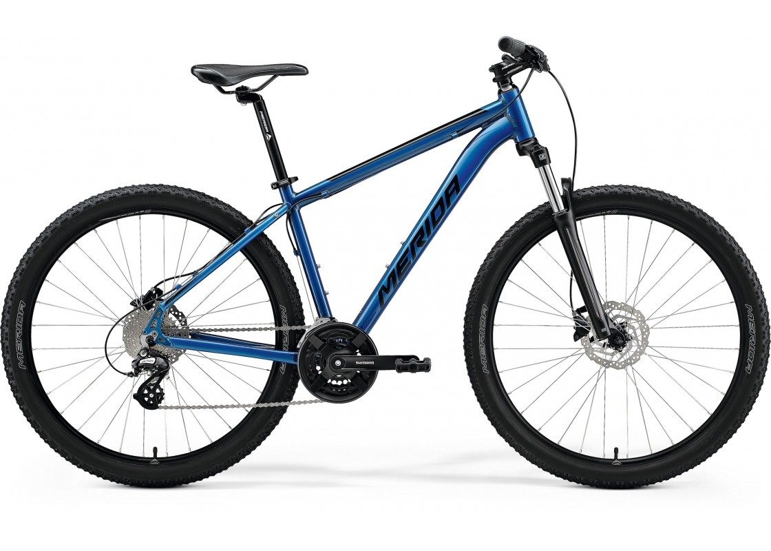BIG 7 15 27.5X15S SILK BLUE-BLACK Bikes zeussa.gr