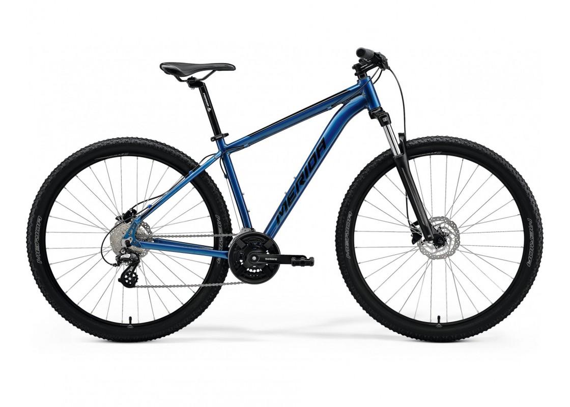 "BIG.NINE 15 Μπλε-Μαύρο 29"" 21XL Ποδήλατα zeussa.gr"