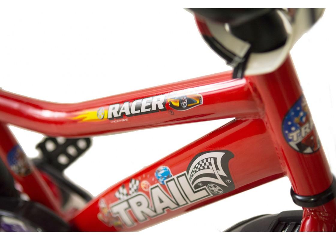 Trail Racer VB 18 Red Bikes zeussa.gr