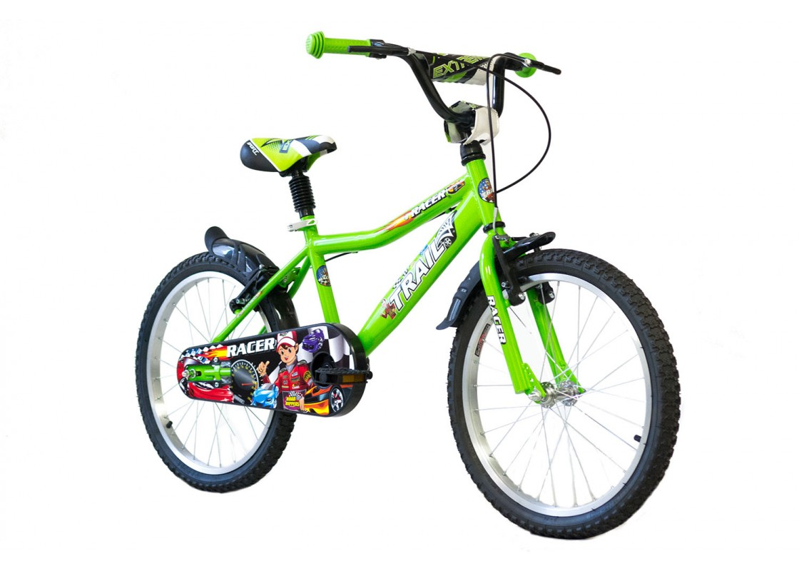 Trail Racer VB 20 Green Bikes zeussa.gr