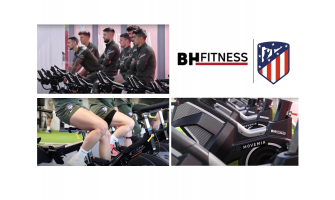 BH FITNESS becomes Atlético Madrids official supplier